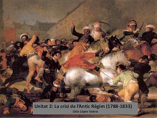 Aixecament del 2 de maig contra els francesos