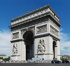Arc del Triomf de la Place de l'Étoile (1806-1836)
