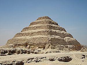 Djoser-Pyramide