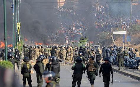 Misión de la CIDH estará tres días en Bolivia para verificar situación de los derechos humanos