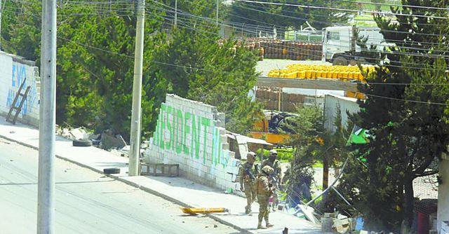 Seis muertos por acción militar ante un atentado dinamitero en planta de YPFB
