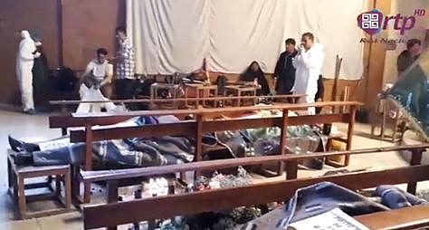 La Defensoría y el IDIF confirman ocho muertos en Senkata; se realizan las autopsias