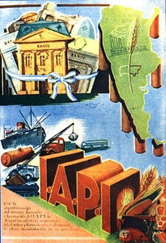 Fundación del IAPI