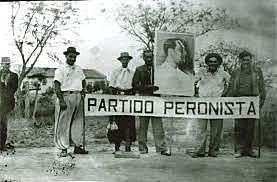 Disolución del Partido Laborista y creación del Partido Peronista