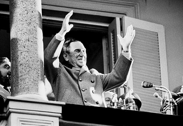 Reelección de Perón
