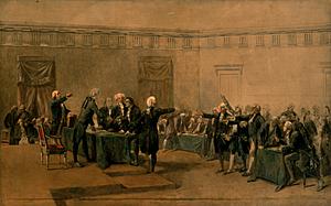 La Declaración se firma