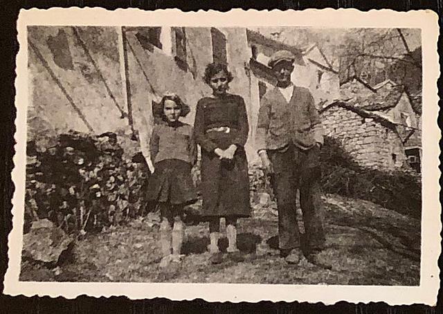 Parents de Robert Donadille
