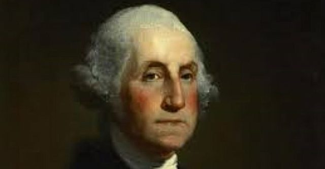 Primer presidente de EEUU