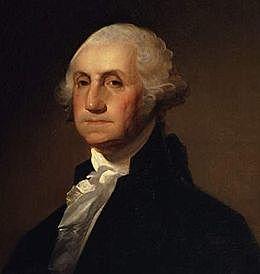Primer presidente de los Estados Unidos de América.