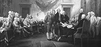 Se aprueba la Constitución de los Estados Unidos