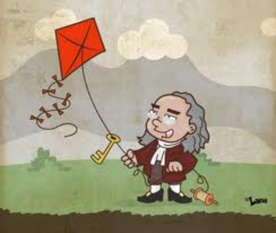 Benjamin Franklin's Kite