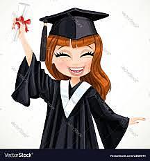 I graduated 8th grade