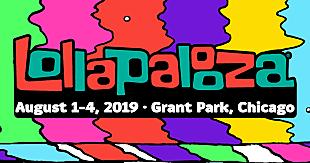 Attending Lollapalooza