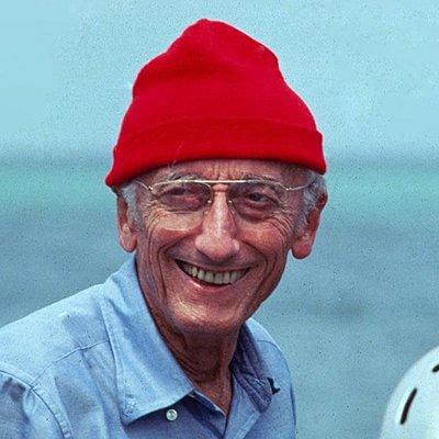 Jaques Cousteau  timeline