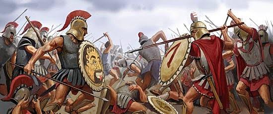 Esparta Derrota A Atenas En La Guerra Del Peloponenso. Atenas Es Obligada A Adoptar El Gobierno De Los Oliarcas, Los Treinta Tiranos