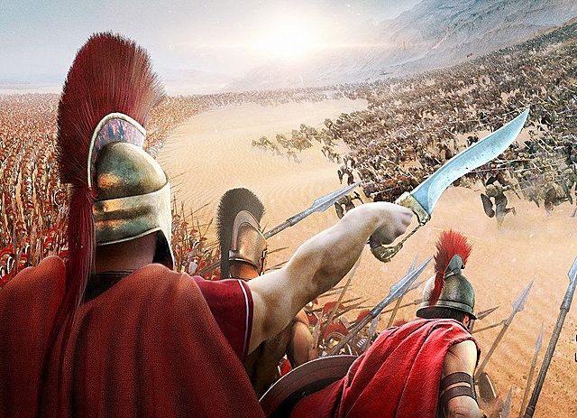 Comienzo De Las Guerras Entre Esparta Y Persia