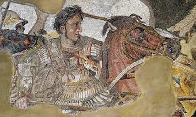 Alejandro Conquista Fenicia, Samaria, Judea, Gaza Y Egipto