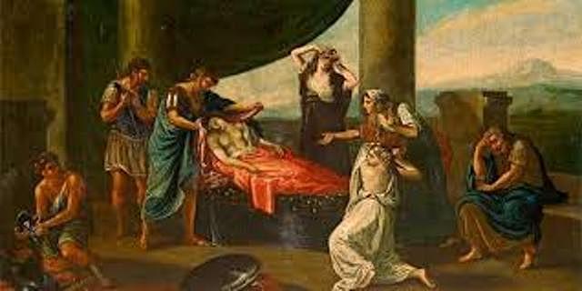 Muerte De Alejandro En Babilona