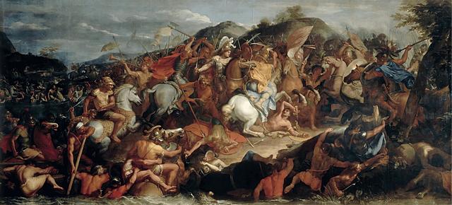 Conquista del Imperio Persa