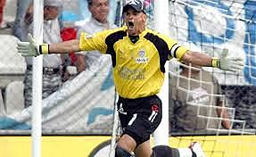 Miguel Calero Legend in the Pachuca arrives as reinforcement