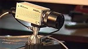 First web cam