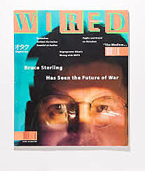 WIRED, the first technology magazine