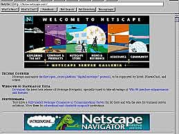 AOL acquires the Netscape search engine