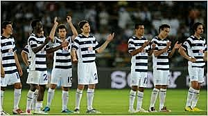 Pachuca go to club World Cup in japan
