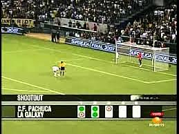 Pachuca won vs galaxy in the super cup