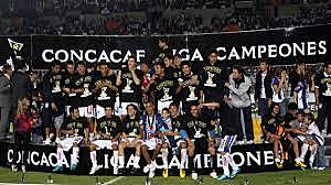 Second trophy in league of Conca Champions
