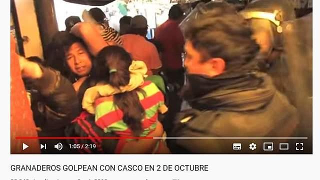 Evo muestra a la prensa internacional imágenes de México como si fueran de Bolivia