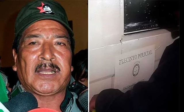 Gerardo García conducía un vehículo sin placa que portaba material electoral