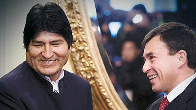 Gobierno presenta denuncia contra Evo y Quintana por terrorismo y sedición