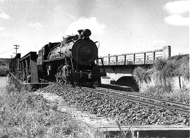 Transporte ferroviário no Brasil (Q5-2016)