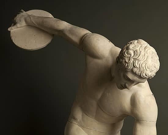 Influencia oriental en el arte griego