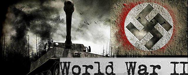 Scoppio della Seconda Guerra Mondiale