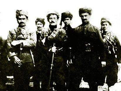 Ribellione del Monte Ararat