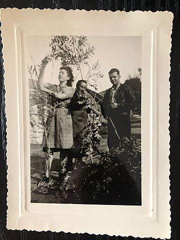 Alice et Robert en couple