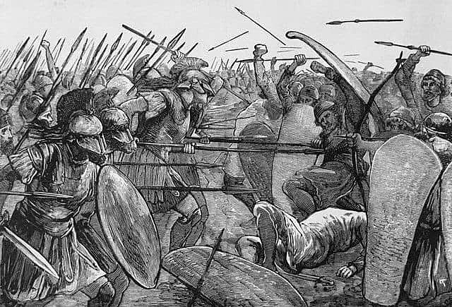 Second Peloponnesian War: Athens versus Sparta