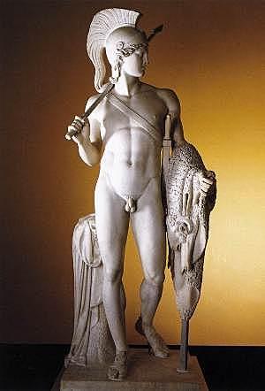 BERTEL - JÀSON AMB EL VELLÓ D'OR (escultura)