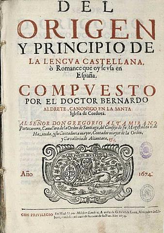 Bernardo José de Aldrete