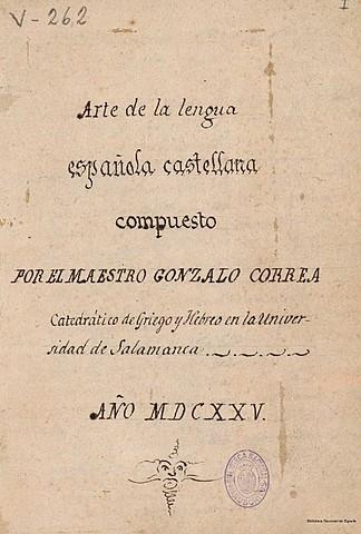 Gonzalo Correas