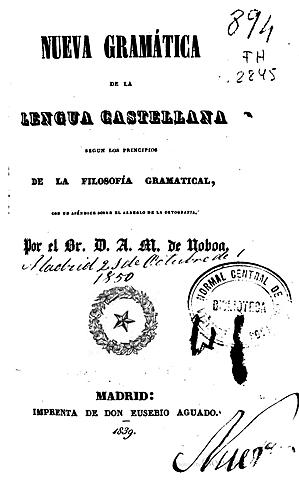 Antonio Martínez de Noboa