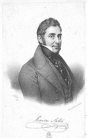 Vicente Salvá