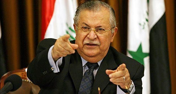 [IRQ] Viene nominato il curdo Jalal Talabani com nuovo presidente iracheno