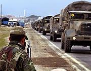 Scontri armati tra soldati turchi e guerriglieri curdi del PKK