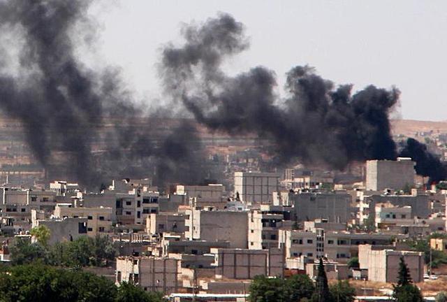 L'Isis attacca Kobane uccidendo 233 civili