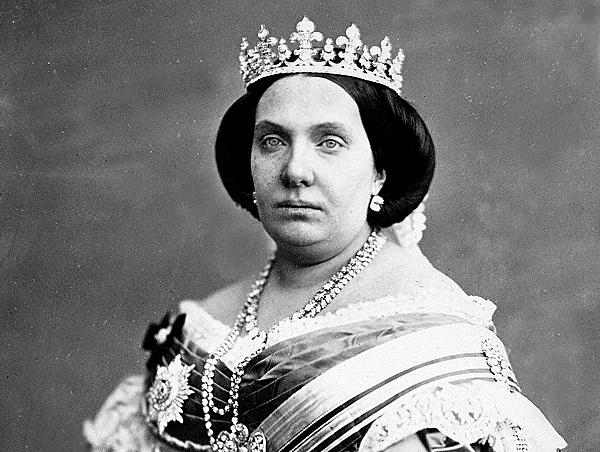 Isabel II d'Espanya → Liberalisme