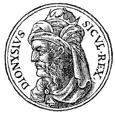 Dionosio tirano de saracusia