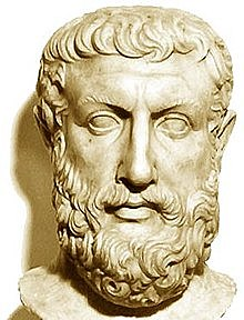 Parmenides (530-470) BC